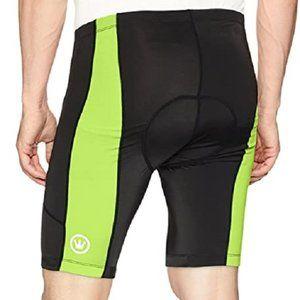 Canari Hiviz Cycling Bike Shorts w/ Built in Pad